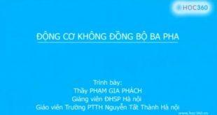 Dong co khong dong bo 3 pha