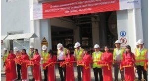 Dua vao van hanh tram phat dien tan dung nang luong nhiet thai