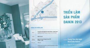 Trien lam Daikin 2013-2