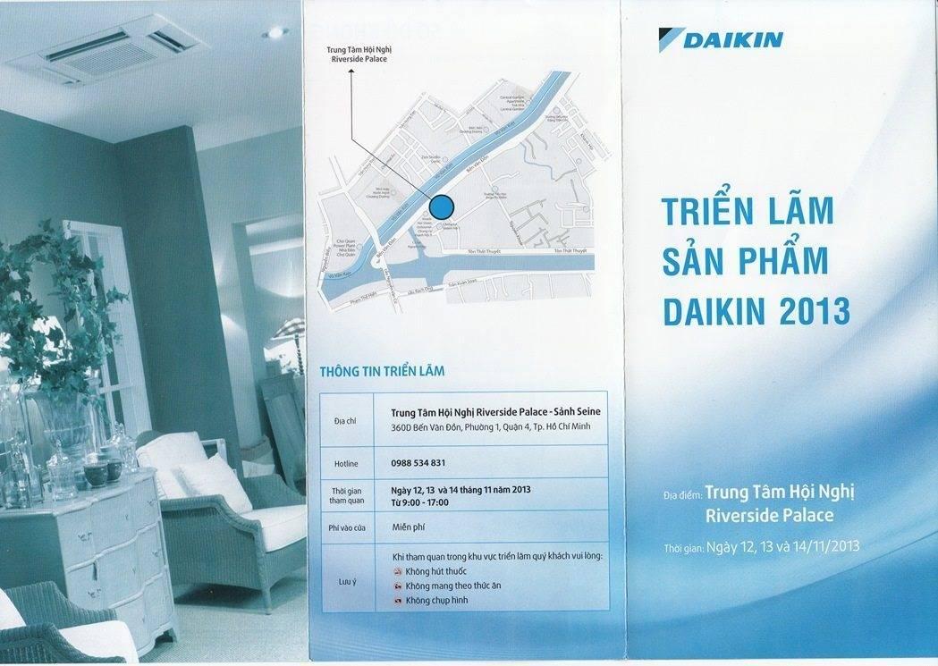 Trien Daikin 2013-2