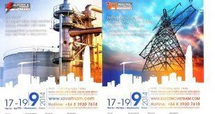 Triển lãm Electric & Power 2014