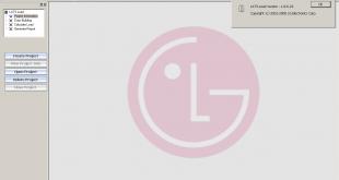 Hướng dẫn sử dụng phần mềm tính tải LATS-Load của LGE