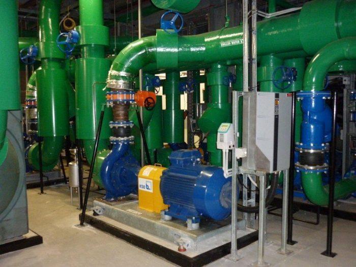 Chiller Water Pump