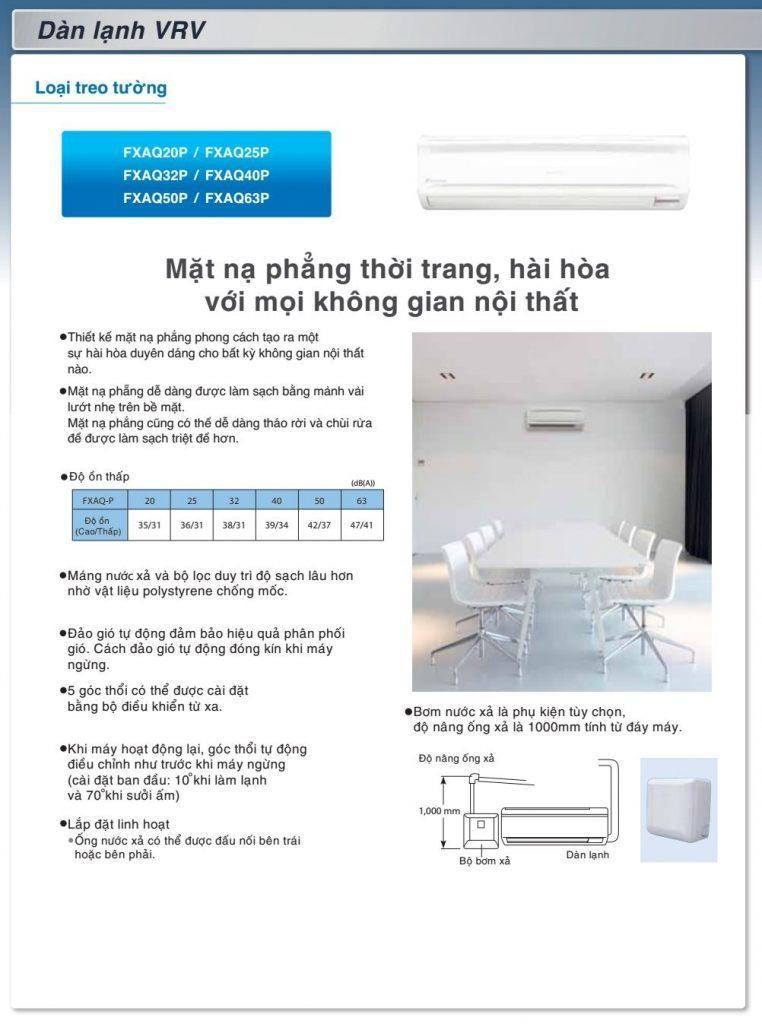 FXAQ1-HVAC 베트남