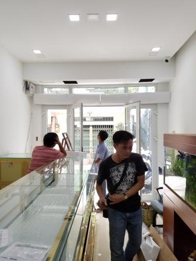 quat chan gio nedfon fm4512dy 2 - HVAC Việt Nam