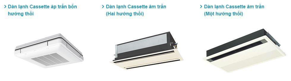 Dieu hoa thuong mai VRV 05
