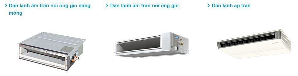 Dieu hoa thuong mai VRV 06