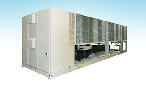 Chiller giải nhiệt gió của Daikin - HVAC Việt Nam