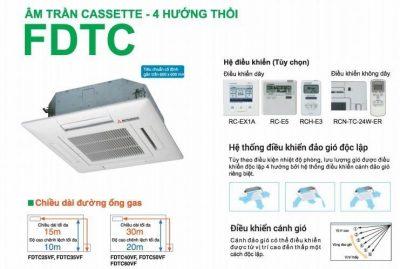 mitsubishi heavy am tran machine à coudre 2 tons FDTC - HVAC Vietnam