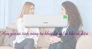 Máy lạnh Reetech RT9-DB / RC9-DB (1.0 HP)