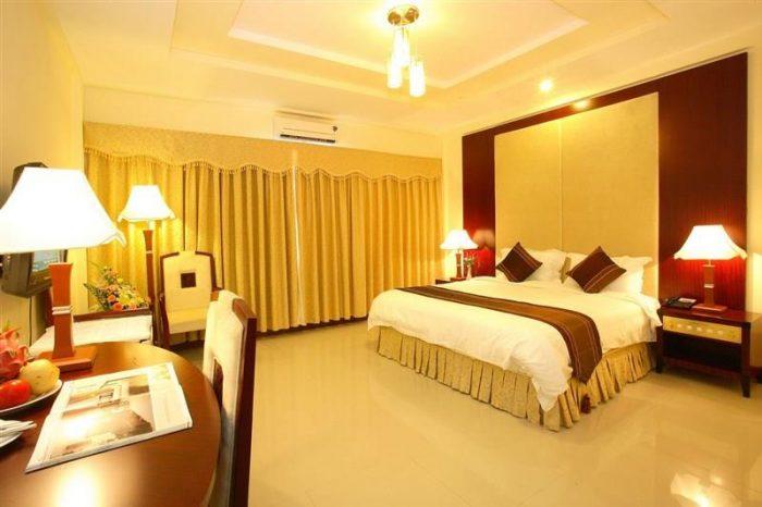 Das Hotel sollte das Blumenkontrollsystem 2 - HVAC Vietnam verwenden