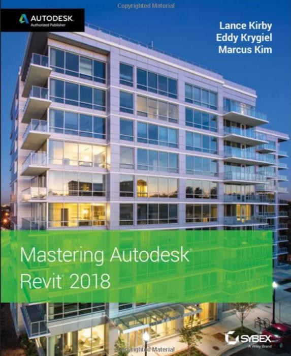 Mastering Autodesk Revit 2018 pdf - HVAC Vietnam