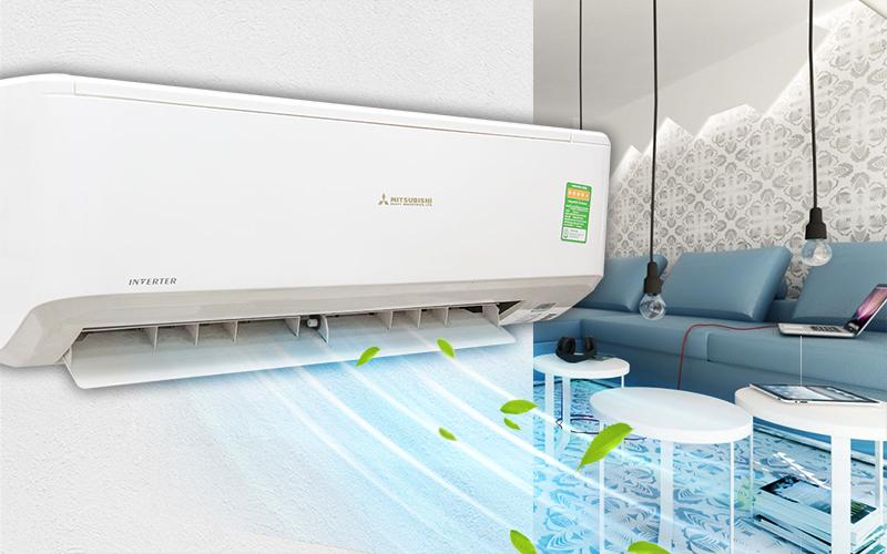 Mitsubishi Heavy Air Conditioner SRK13YT-S5 / SRC13YT-S5 (1.5 HP, Gas R410A, Inverter)