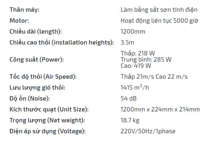 quat chan gio nafuji fm 3512c 2y - HVAC Việt Nam
