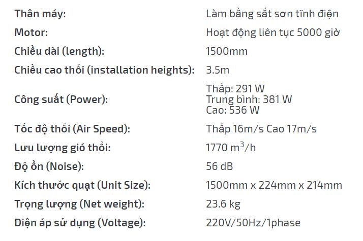 quat chan gio nafuji fm 3515c 2y - HVAC Việt Nam