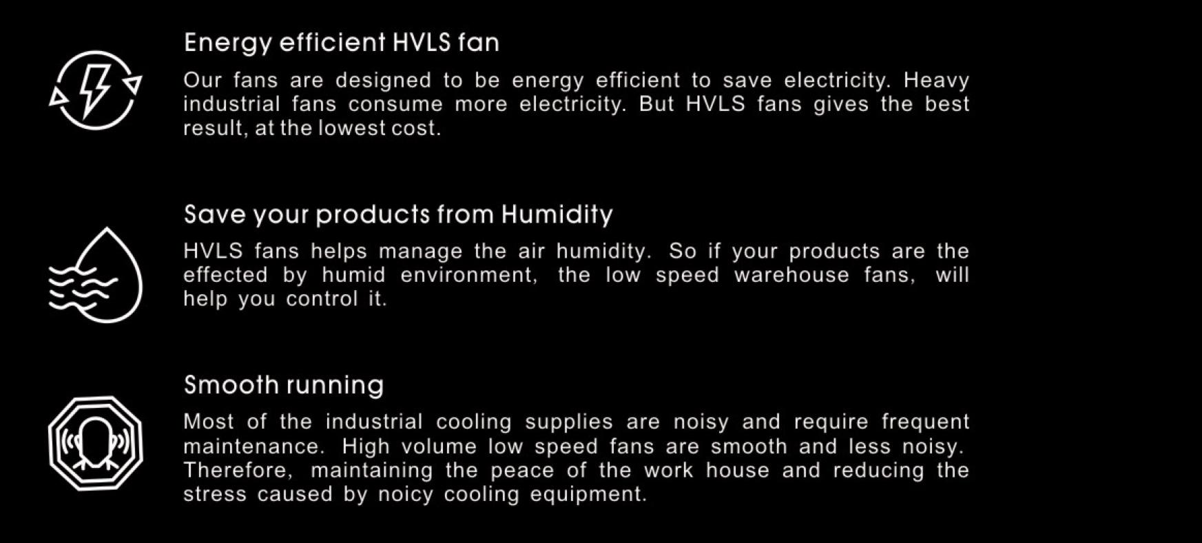 BIGFAN FANS À la pointe de la technologie de ventilation